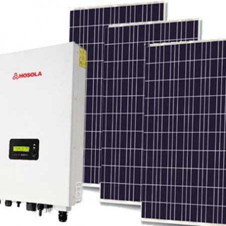 Solar stekkers